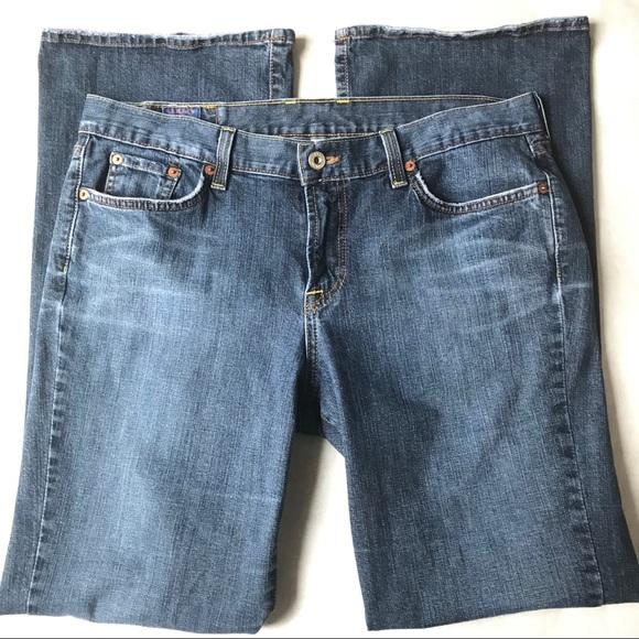 Lucky Brand Denim - Lucky Brand Sweet N' Low Bootcut Jeans 14/32 Reg